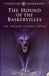 hound of the baskervilles book cover