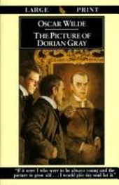 Picture of Dorian Gray book cover