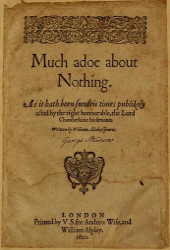 much ado abut nothing
