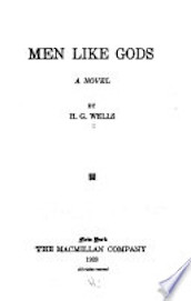 men like gods by hg wells