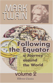 Following the equator mark twain